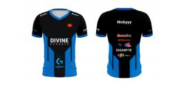 Áo thi đấu Divine Esport