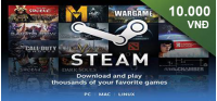 Steam Wallet Code 10,000 VND