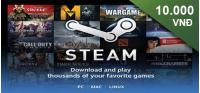 Steam Wallet Code 10,000 VND