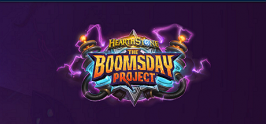 Hearthstone®: The Boomsday Project Card Packs ( 15 Packs )