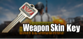 PUBG - Weapon Skin Key
