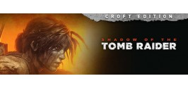 Tài khoản Shadow of the Tomb Raider Croft Edition