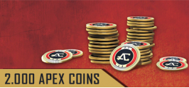 Apex Legends  - 2000 (+150 Bonus) Apex Coins