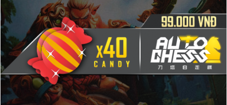 DOTA2 Auto Chess Candy(x40)CDKEY