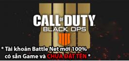 Tài khoản Call of Duty: Black Ops 4 Deluxe Enhanced Edition - RU/CIS