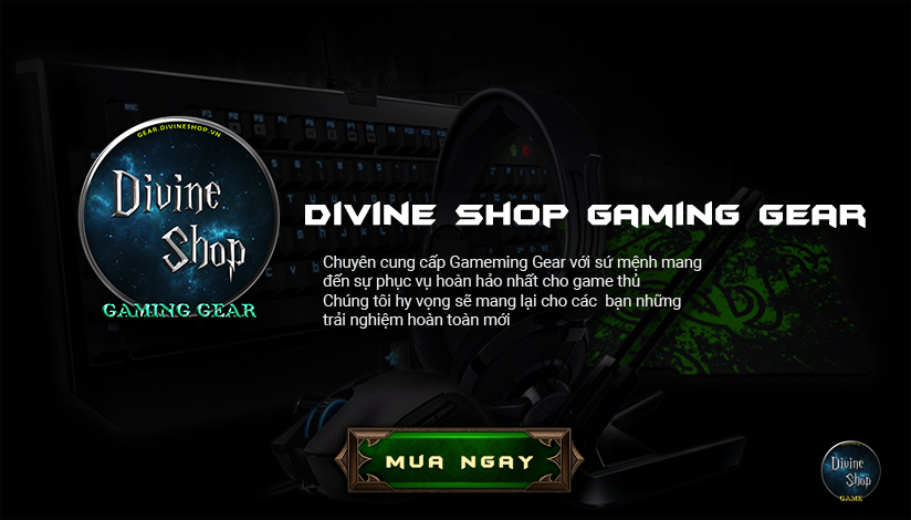 Divine shop Gameming Gear