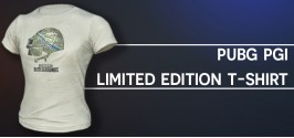 PUBG - PGI Limited Edition T - SHIRT