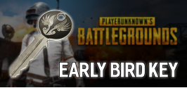 PUBG - Early Bird Key