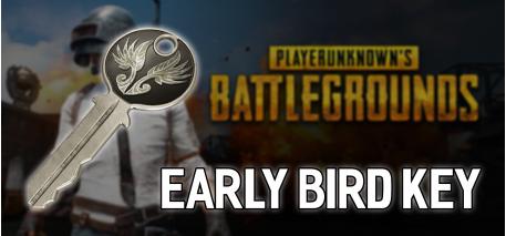 PUBG - Early Bird Key