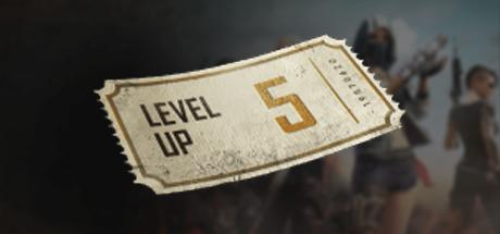 Tăng 5 cấp cho Survivor Pass: Badlands